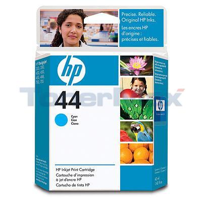 HP DESIGNJET 430 450 750 INKJET CYAN 42ML